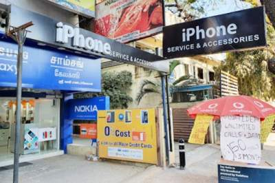 iphone service center T nagar