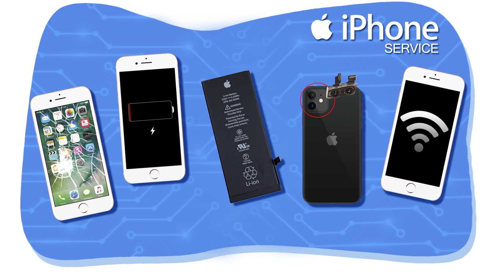 iPhone service in Chennai